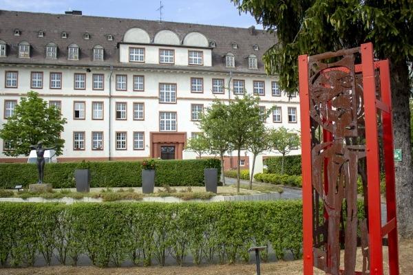 Innerhalb des ZHTK direkt in Wetzlar Arbeiten im Grünen