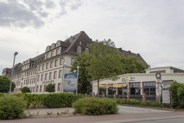 Das im Gewerbepark in Wetzlar angesiedelte Bistro in der ehemaligen Werkstatt im ZHTK