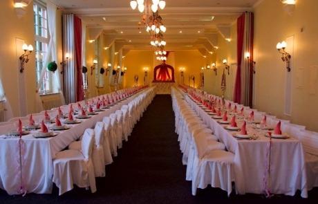 ZHTK großer Festsaal und Konferenzraum in Wetzlar