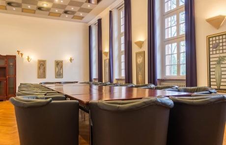 Unser kleiner Saal im Gewerbepark Spilburg des Zentrum für High Tech und Kultur