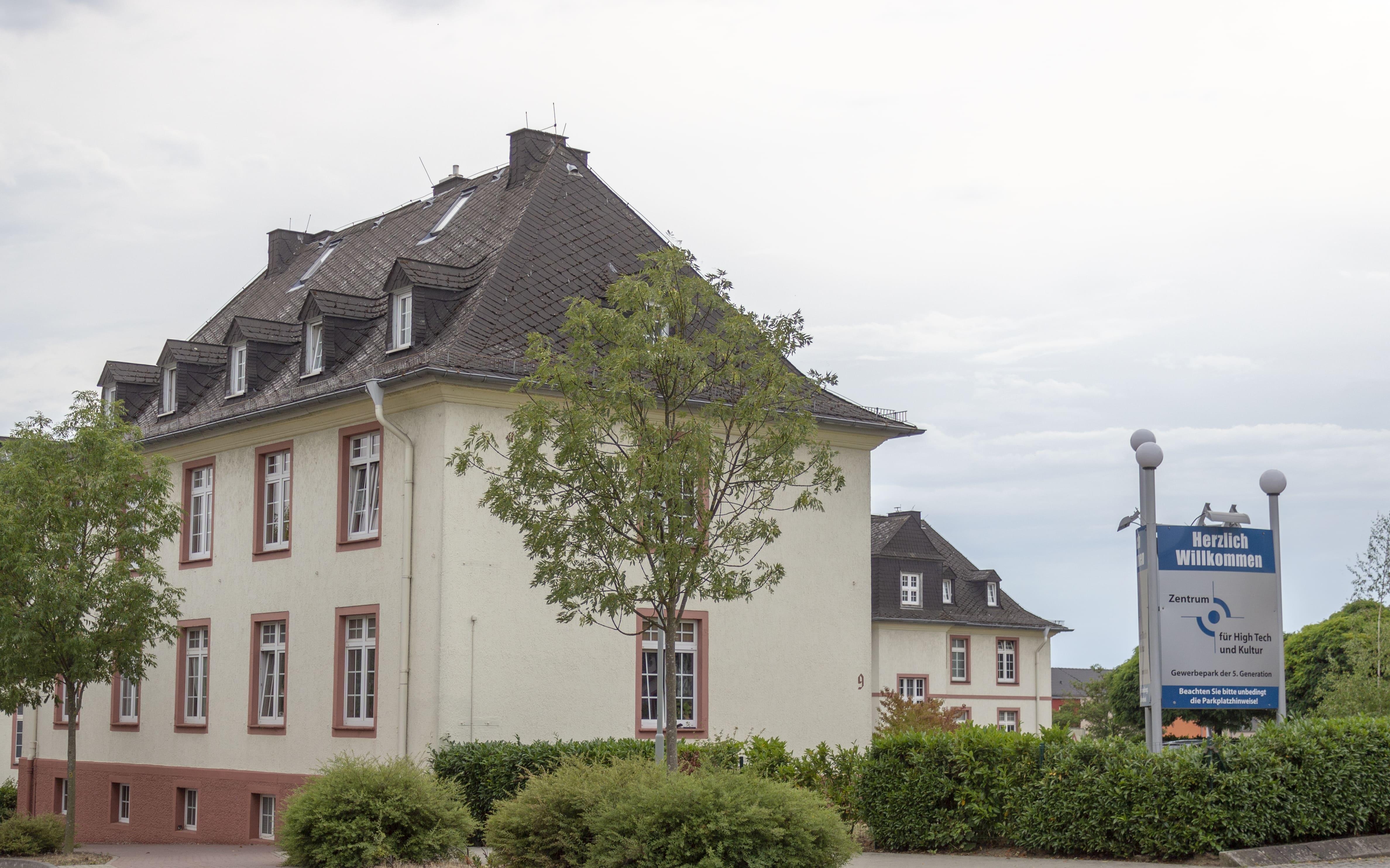 Nur 15 Minuten von der Stadtmitte Wetzlars entfernte Komfortwohnungen im ZHTK