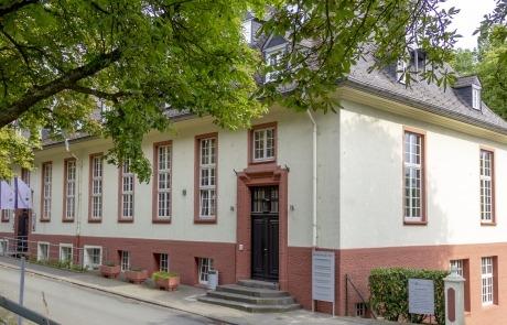 Das im ZHTK in Wetzlar Seminargebäude