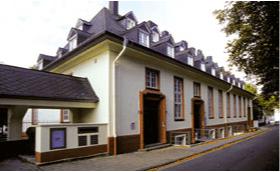 Hausnummer 15 Gewerbepark des ZHTK Spilburg in Wetzlar