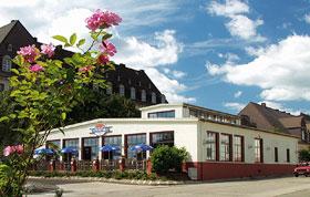 Das Bistro in der Spilburgstr. 15 in Wetzlar innerhalb des ZHTK