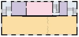 Plan des Hauses in der Steinbühlstr. 15 des ZHTK in Wetzlar
