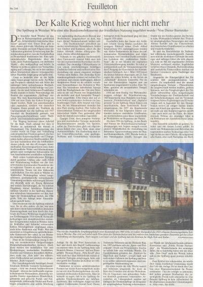 Presse über das ZHTK im Jahr 2005